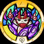 Komasura Geistermedaille