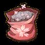 Pulver des Erblühens
