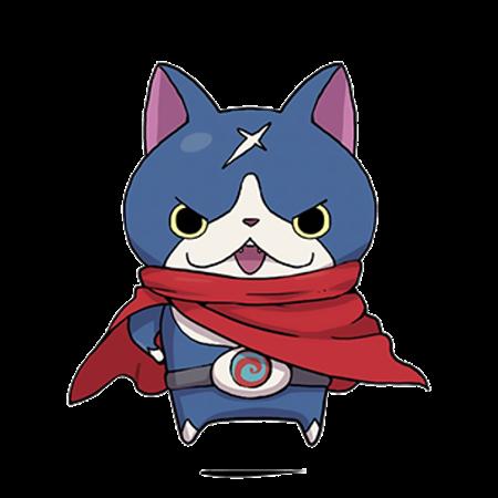 Hovernyan yo kai watch wikia fandom powered by wikia for Chambre yo kai watch