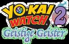Yo-kai Watch 2 Geistige Geister Logo