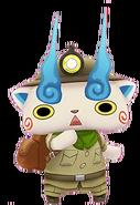 Treasure Komasan 3D