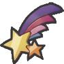 Sternschnuppen-Emblem