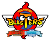 Yo-Kai Watch Blasters Logo