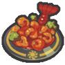Chili-Garnelen