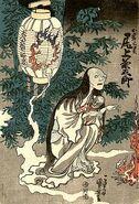 250px-Kuniyoshi oiwa