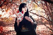 Kitsune by lienskullova-d6s44bq