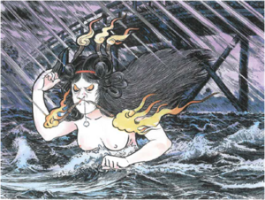 Mizuki-shigeru-hashihime