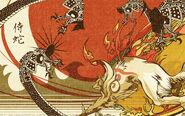 Okami snakes1920