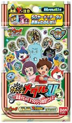 Yo-kai Medal U Stage 2