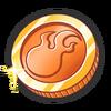Orange Coin G