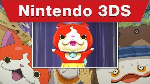 Nintendo 3DS - YO-KAI WATCH E3 2015 Trailer