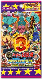 Yo-kai Medal USA Case 3