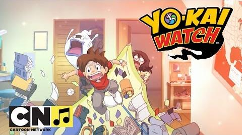 Yo-Kai Watch I Açılış Şarkısı I Şarkı I Cartoon Network Türkiye