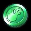 Special Green Coin