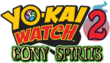 Yo-kai Watch 2 Bony Spirits logo