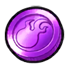 Special Purple Coin