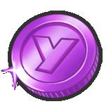 Purple Coin (2)