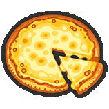 Hi-Cheese Pizza