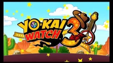 SIGLA YO-KAI WATCH 3 (ITALIANO)