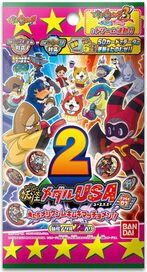 Yo-kai Medal USA Case 2
