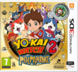 Yo-kai Watch 2 Fleshy Souls Italian cover