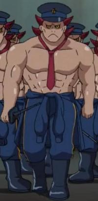 Sparta Kyoshi
