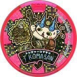 Treasure Komasan DM