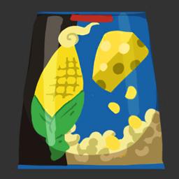 Cheesy Corn Chips