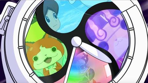 YO-KAI WATCH FEAT