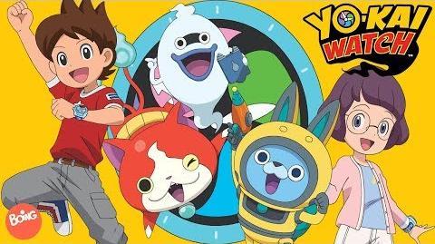 Générique Yo-kai watch saison 3 Boing