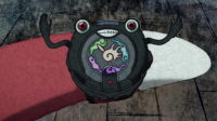 Black Yo-kai Watch (Anime)