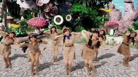 LinQ 「トレジャー」ミュージックビデオ(ショートver
