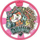 B-Jibanyan DM (Rubeus J var.)