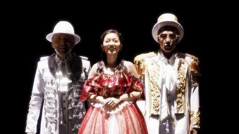 キング・クリームソーダ 「ばんざい!愛全開!」ミュージックビデオ(ショートver
