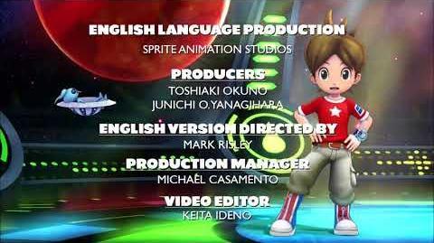 Yo-kai Watch- Space Dance English Version