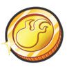 Yellow Coin G
