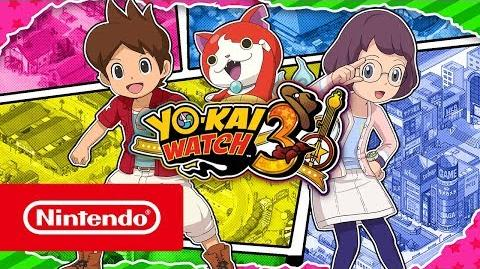 YO-KAI WATCH™ 3 - Two heroes, one big Yo-kai adventure! (Nintendo 3DS)