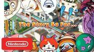 YO-KAI WATCH 3 - The Story So Far - Nintendo 3DS
