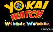 Yo-kai Watch Wibble Wobble France logo