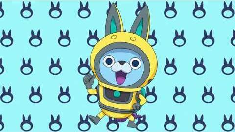 "Yo-kai Watch (Season 3) ""USAPYON'S Summoning"""