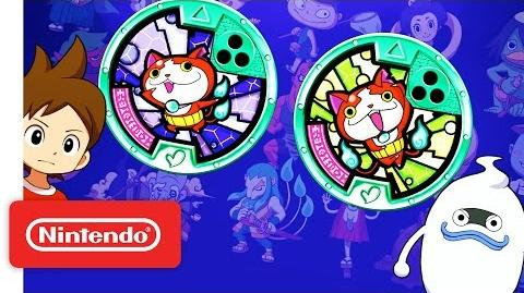 YO-KAI WATCH 2 – Exclusive Jibanyan Medals