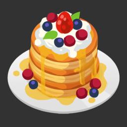 Royal Pancakes