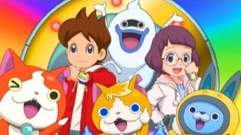 "Yo-kai Watch 3 - Opening Theme Song! English ""Cheers! Full of Love!"""