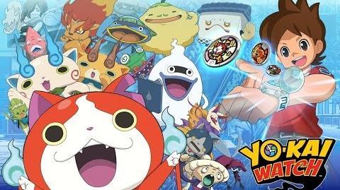 يو-كاي واتش شارة البداية - سبيس تون Yo-Kai Watch Opening - Spacetoon