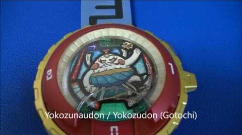 Zero Z Food Toy Complete all 32 medals Yo-kai Watch Green Red Medal Japan Version Sound Voice