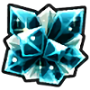 Slippery Crystal