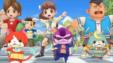 YO-KAI EXERCISE NO. 1 (ENGLISH VER.) YO-KAI WATCH Ending Song (Long Ver