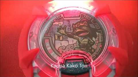 Sangokushi 19 medals Complete Yo-kai Watch Turquoise Medal Japan Version Sound Voice