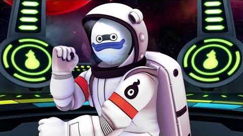 SPACE DANCE (ENGLISH VER.) YO-KAI WATCH Ending Song 3