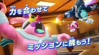 【PV】『妖怪ウォッチ4 』みんなで遊べる篇